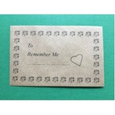 REM01 Memory Envelope